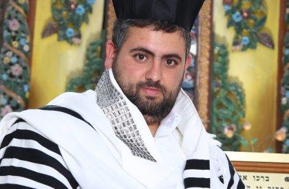 ישראל שווארץ חזן ובעל תפילה
